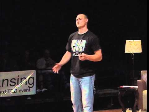 TEDxLansing-Tim Bograkos-Don't Act Like a Fart in a Skillet