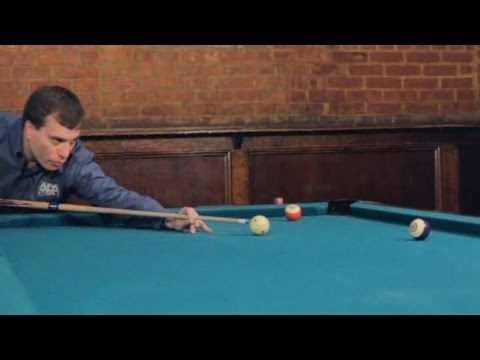 Pool Trick Shots / Fundamentals: Follow Shots