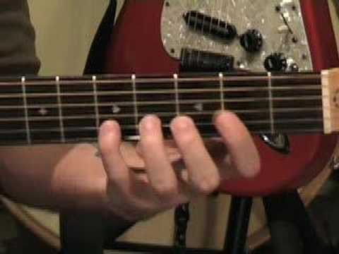 The Major Scale #3: Melodic Patterns (Guitar Lesson SC-022) How to play