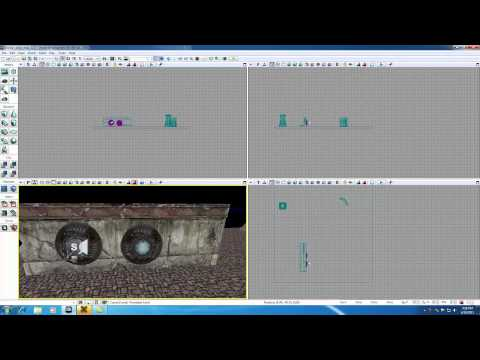Unreal Development Kit UDK Tutorial - 54 - Adjusting the Lights