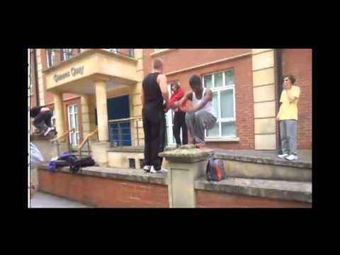 Youth Cultures (2) Bristol Parkour