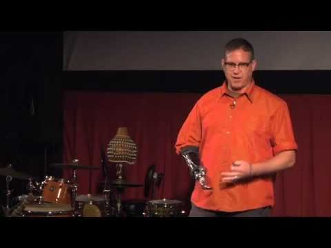 "TEDxChapelHill - Jonathan Kuniholm - ""We have the technology, right?"""