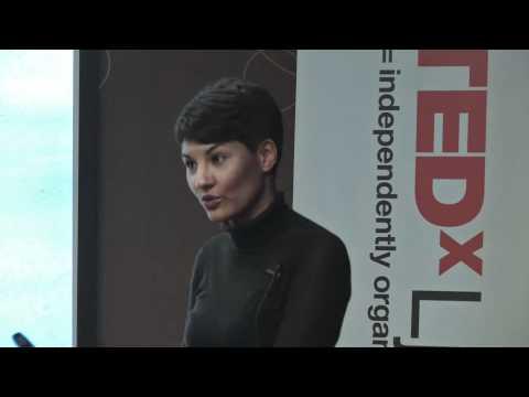 TEDxLjubljanaWomen - Nadya Zhexembayeva - I Have Nothing To Say About Women