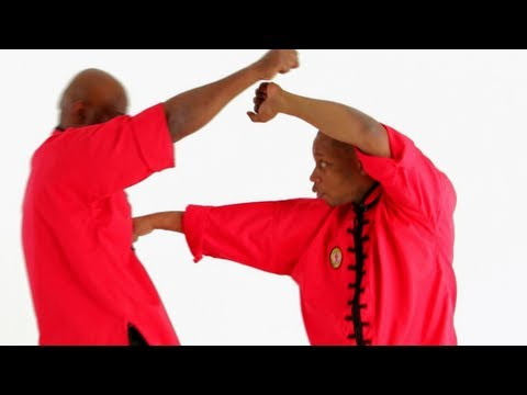 Shaolin Kung Fu: 18 Hands Techniques / Drawing the Bow