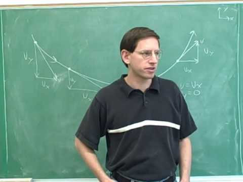 Physics: Two-dimensional kinematics (8)