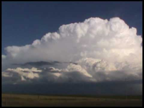 Storm Chase 2010: Monday, July 19th...Moorcroft Madness (Part 2)