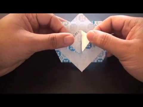 Origami Daily - 225: Tato Japanese Flat Box - TCGames [HD]