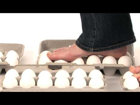 Walking On Eggs - Sick Science! #072