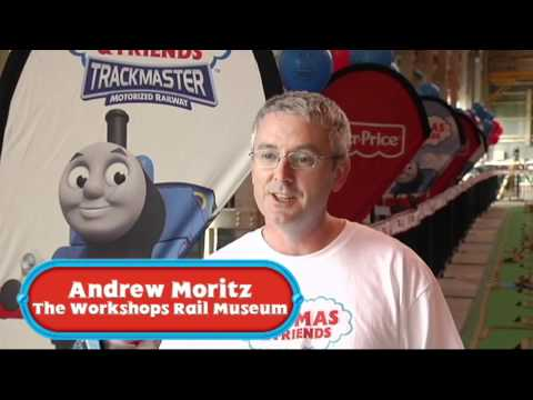Thomas & Friends: Thomas Longest Track AU
