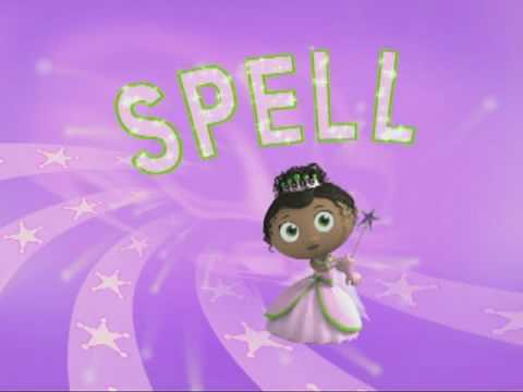 SUPER WHY! | Princess Presto's I Love to Spell HICCUP Music Video | PBS KIDS