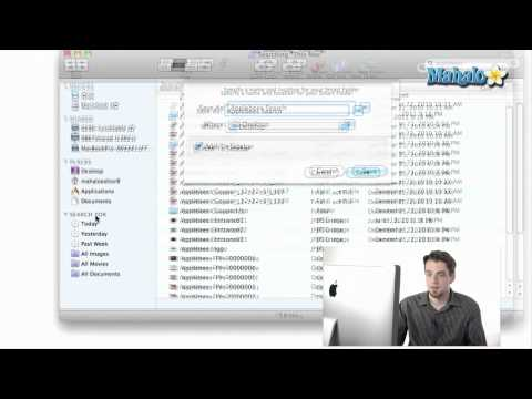 Using a Mac - Smart Folders