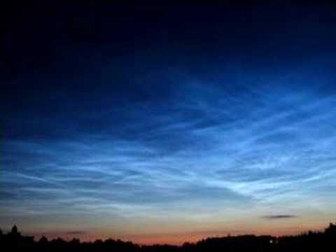 Satellite blasts off to study 'night shining' clouds 2