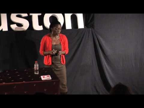 "TEDxEuston - Winnie Ssanyu-Sseruma - ""Why It means so much for me to be alive"""