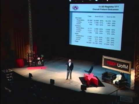 TEDxUofM - Robert Bartlett - Translational Research