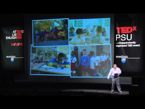 TEDxPSU - Chris Calkins - The Looming Intergenerational Conflict: Dollars or Sense