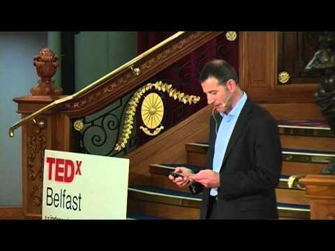 TEDxBelfast -- Nigel Hart -- Medicine on Everest