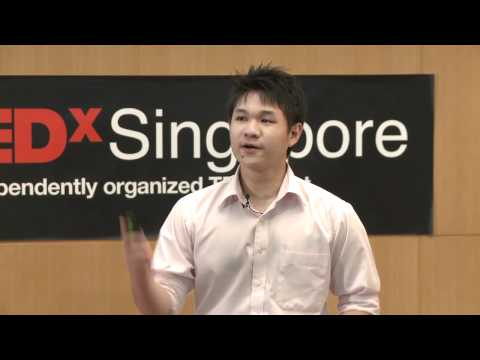TEDxSingapore - Benjamin Goh - What's in a smile?