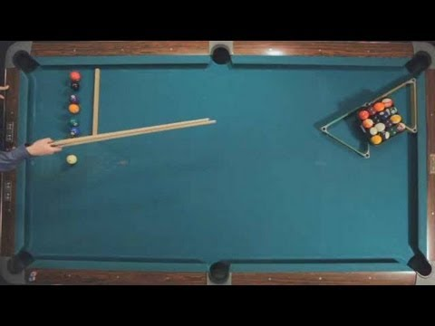 Pool Trick Shots / TV Shots: Speed Double Jump