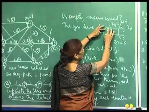 Mod-01 Lec-36 Improved Max-flow algorithm.