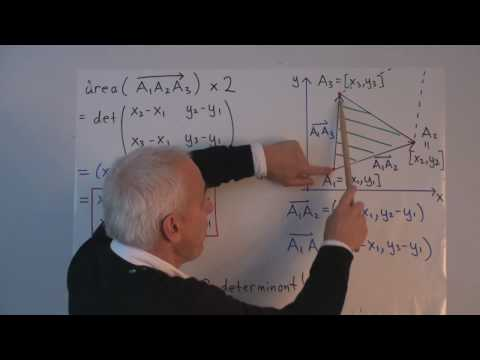 WildTrig72: Determinants in geometry (III)