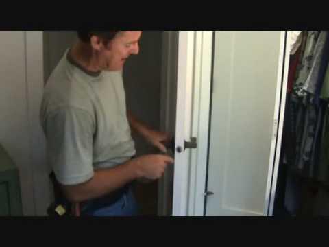 """Is your """"door latch"""" sticking?"""
