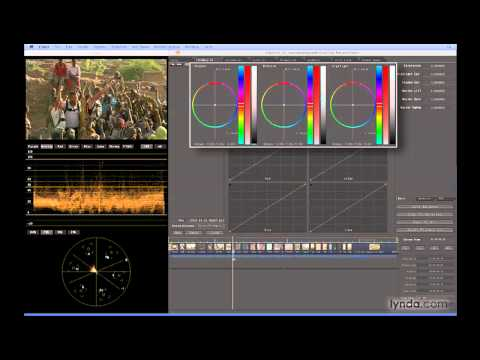 Color: Round-tripping with Final Cut Pro and Color   lynda.com