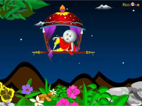 Chandamama Rave - The Moon - Nursery Rhymes
