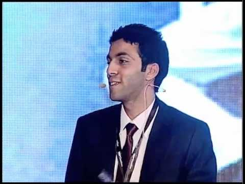 TEDxDeadSea - Hamza Abid - The Less I Have the More I Achieve