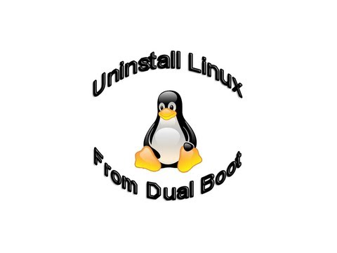 How to Safely Uninstall Linux with Windows Dual Boot by Britec