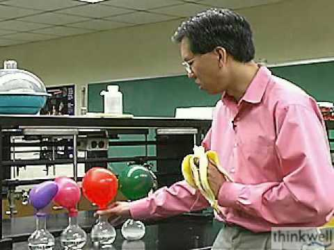 CIA Demonstration: Self-Inflating Hydrogen Balloons from Thinkwell Chemistry