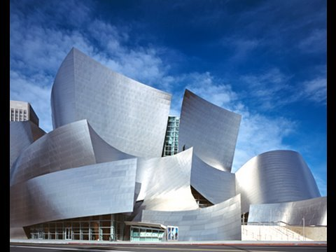 Frank Gehry on the Architecture of LA's Disney Concert Hall