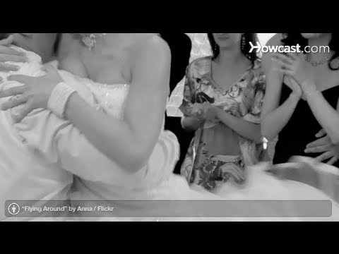 Wedding Reception: How to Get Everyone Dancing at Your Wedding