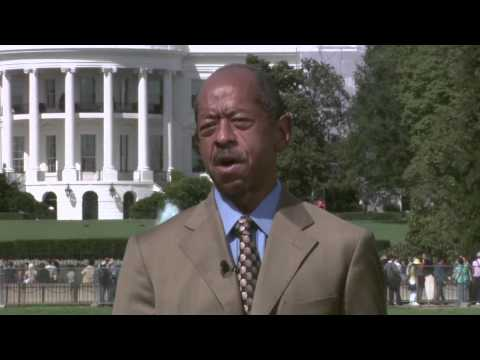 Kwame Holman Reports from the White House: Teachers, Iran