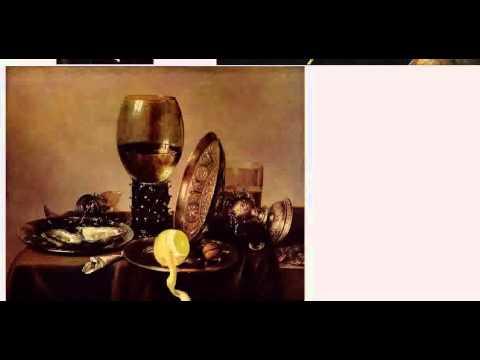 Saylor ARTH207: Willem Claesz Heda and the Dutch Baroque Still Life