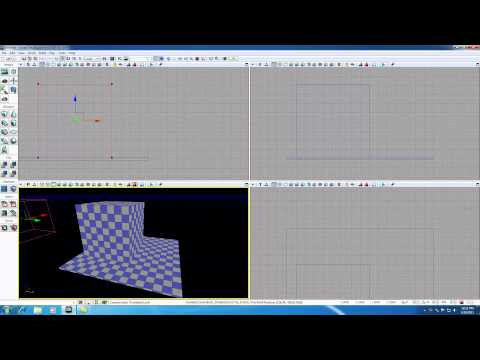 Unreal Development Kit UDK Tutorial - 9 - Grid Size and Brush Order