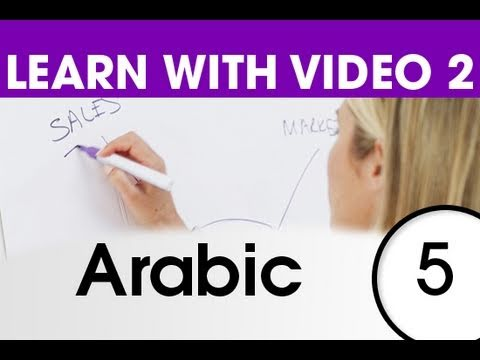 Learn Arabic with Video - Top 20 Arabic Verbs 3