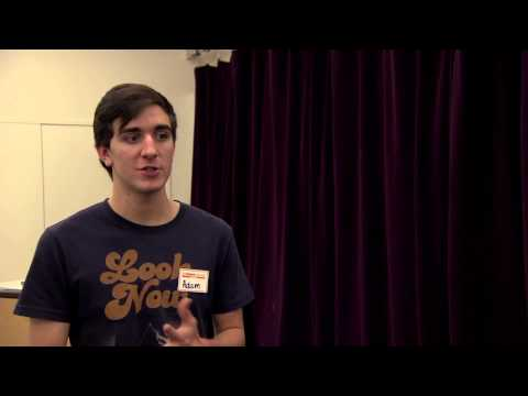 Broadway or Bust | Student Profile: Adam Levy | PBS