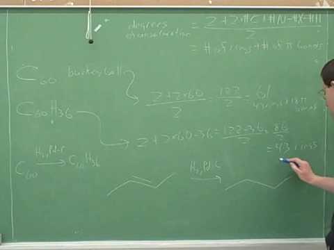 Hydrogenation and halogenation (2)