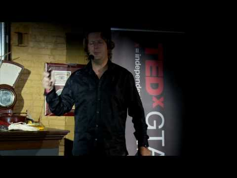 TEDxGTA - Alan Cross -  The Slow-Motion Music Revolution