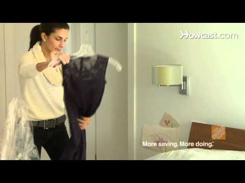 Quick Tips: How to Store Dry-Cleaned Clothes