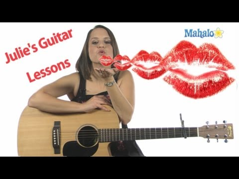 "How to Play ""Cowboy Casanova"" by Carrie Underwood on Guitar"