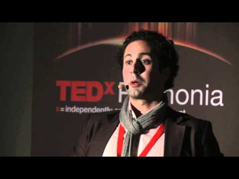 Be the change you want to see in the world: Jubin Honarfar at TEDxPannonia