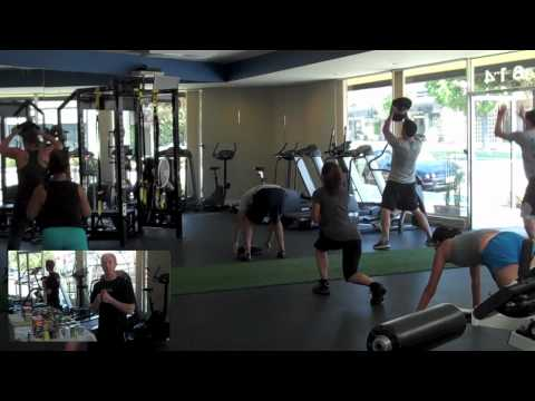 The Training Center/TRX® Charity Event