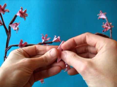 Origami Cherry Blossom