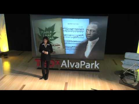 TEDx Alva Park PATRICIA MOORADIAN  Inspiration Past Forward