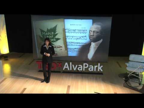 TEDx Alva Park PATRICIA MOORADIAN  Inspiration Past Forward