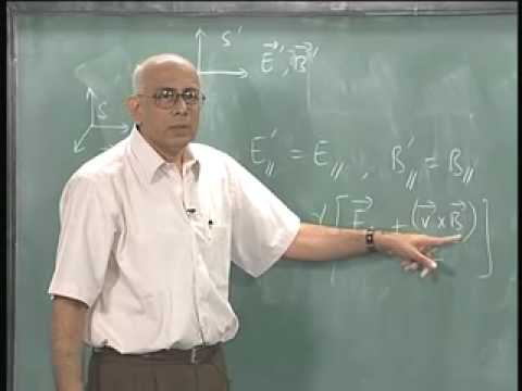 Lecture -  38 Classical Physics