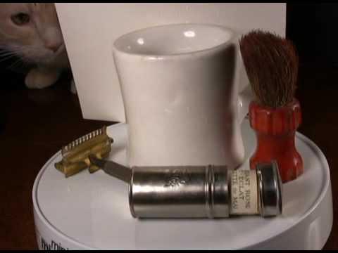 Grampa Martin's Shave Kit