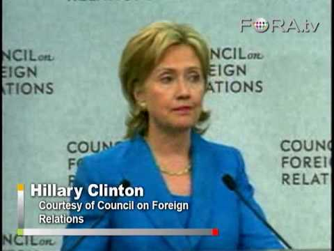 Hillary Clinton on Iran: 'The Time for Action Is Now'