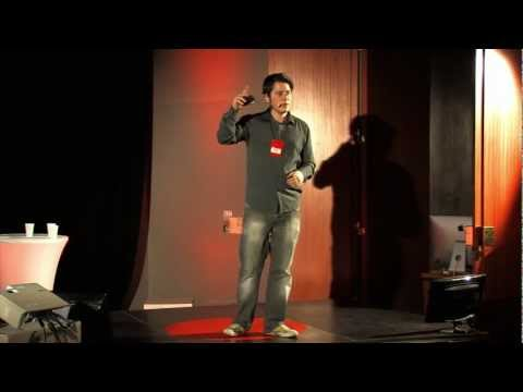What we are missing, but is not seen: Radim Smetka at TEDxKošice